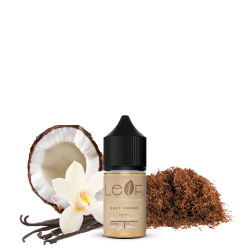 Leaf: Vanilla & Coconut Salt Series
